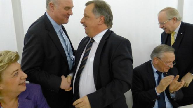 Andreas Rüther neuer Kreisvorsitzender